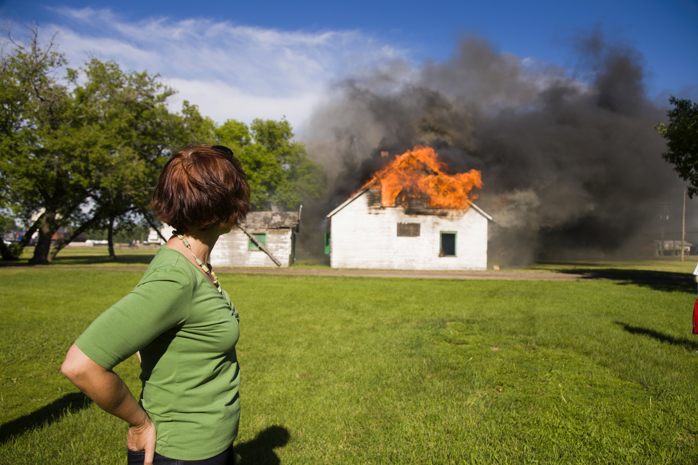fire damage cleanup bakersfield