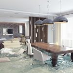 water damage shafter, water damage cleanup shafter