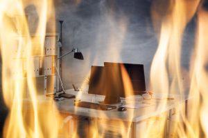 fire damage bakersfield, fire damage cleanup bakersfield